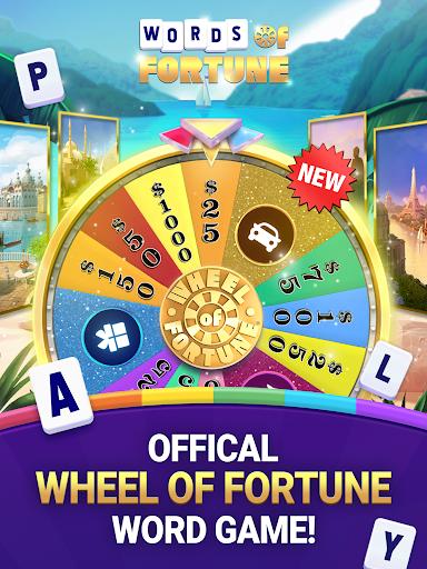 Wheel of Fortune: Words of Fortune Crossword Fun  screenshots 9