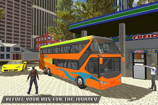 Bus Simulator 2021: Bus Games screenshots 2