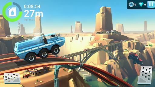 Télécharger MMX Hill Dash 2: monster trucks, voitures & motos apk mod screenshots 3