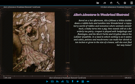 AlReader -any text book reader 1.931910300 Screenshots 10