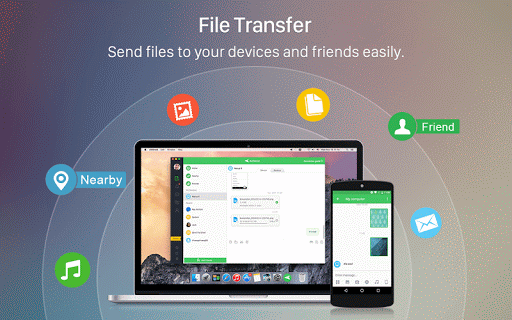 AirDroid: Remote access & File 4.2.5.9 Screenshots 10