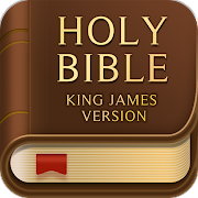 Bible-Offline Free KJV Holy Bible App with Audio