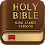 #Bible-Offline Free KJV Holy Bible App with Audio