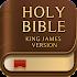 Bible-Offline Free KJV Holy Bible App with Audio