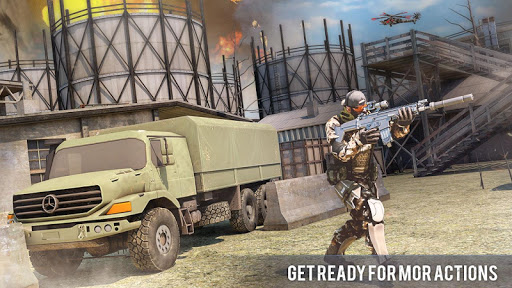 New Commando Shooter Arena: New Games 2020  screenshots 6