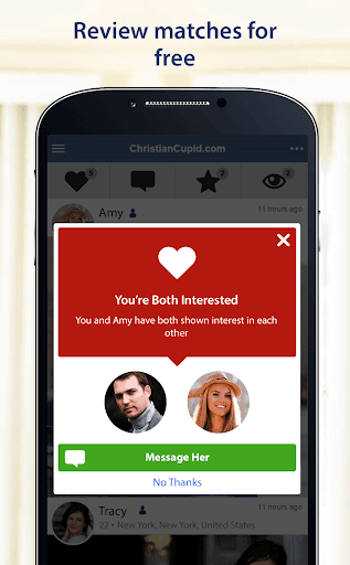 ChristianCupid - Christian Dating App 3.2.0.2662 Screenshots 3