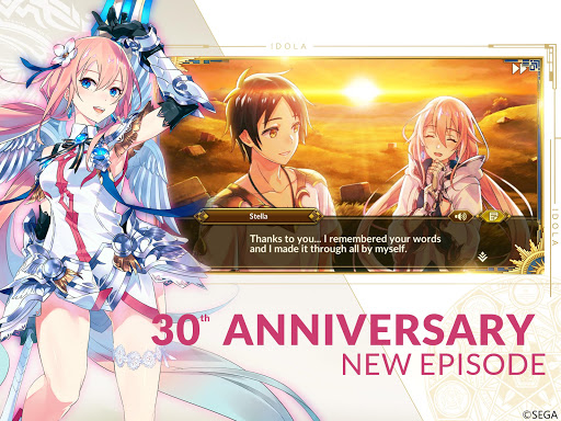 Idola Phantasy Star Saga 1.11.7 screenshots 12