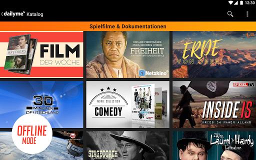 dailyme TV, Serien, Filme & Fernsehen TV Mediathek  screenshots 19
