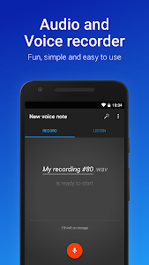Easy Voice Recorder Pro 2.7.6.2 (Patched) (Mod Extra)