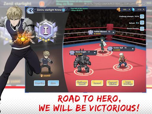 One-Punch Man: Road to Hero 1.8.0 Screenshots 4