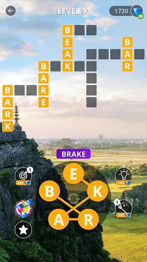 Calming Crosswords: World Tour  screenshots 3