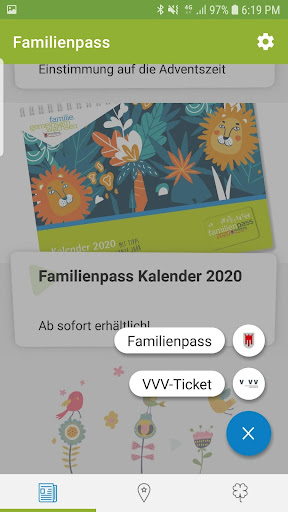 Vorarlberger Familienpass modavailable screenshots 1