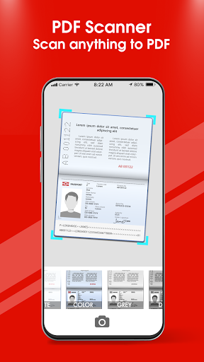PDF Reader 2021 u2013 PDF Viewer, Scanner & Converter android2mod screenshots 9