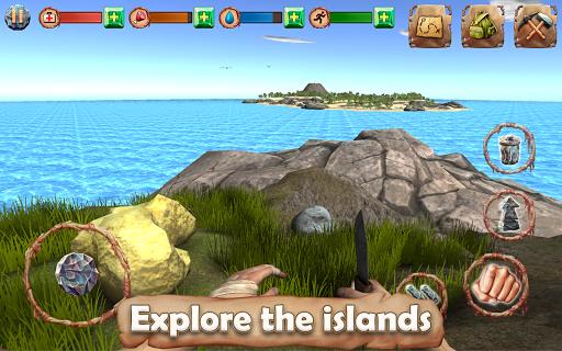 Survival: Dinosaur Island 1.12 screenshots 1