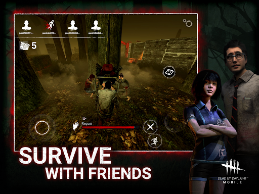 Dead by Daylight Mobile - Multiplayer Horror Game apkmr screenshots 14