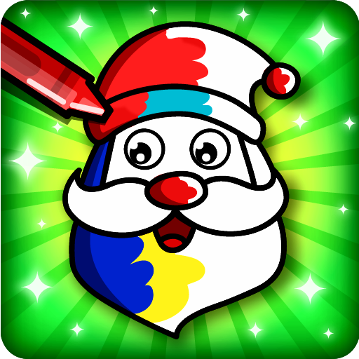 Baixar Christmas Coloring Book & Games for kids & family para Android