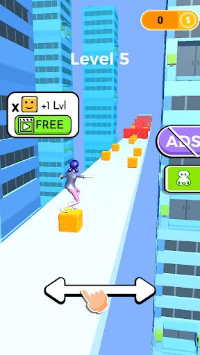 Cube Runner&& Try The Games