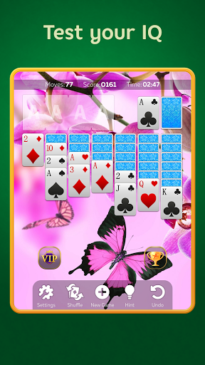 Solitaire Play - Classic Free Klondike Collection  screenshots 9