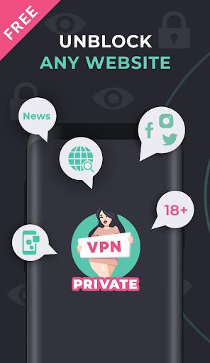 VPN Private 1.6.12 Screenshots 1