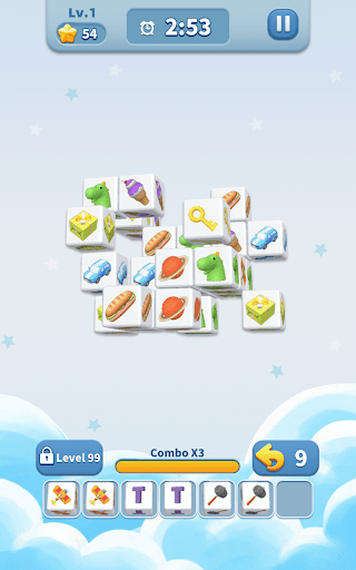 Cube Master 3D - Match 3 & Puzzle Game Apkfinish screenshots 19