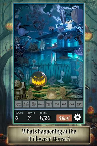 Hidden Object: Halloween House apkmr screenshots 6