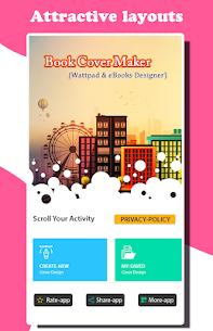 Book Cover Maker Pro / Wattpad & Ebooks / Magazine 4
