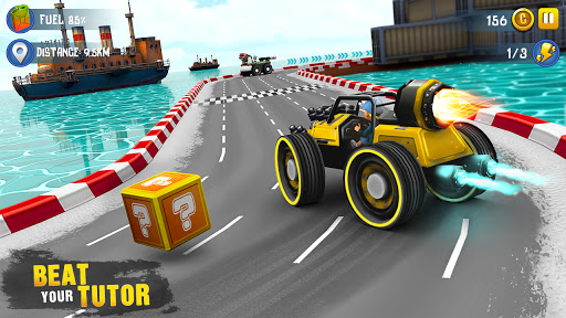 Télécharger Mini Car Race Legends - 3d Racing Car Games 2020 APK MOD (Astuce) screenshots 5