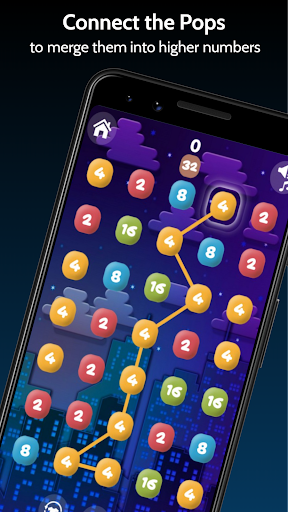 numbers merge - match game with a twist screenshot 1