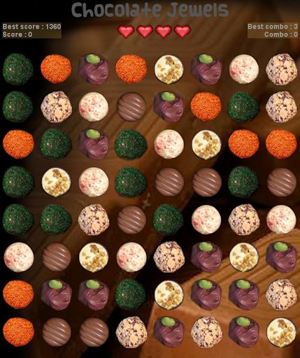 Chocolate Jewels screenshots 10