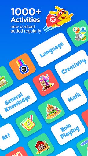 Kiddopia: Preschool Education & ABC Games for Kids 2.2.2 screenshots 2