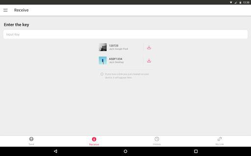 Send Anywhere (File Transfer) 21.6.3 Screenshots 11