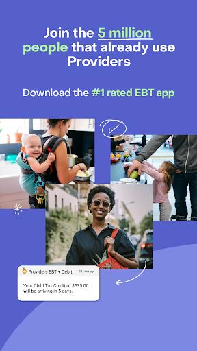 Providers: Manage your EBT, other benefits & debit Apkfinish screenshots 5
