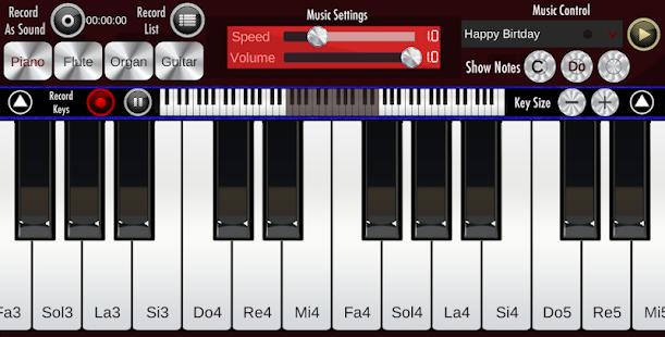 Real Piano 1.19 Screenshots 6