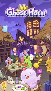 Idle Ghost Hotel Mod Apk 0.3.0 (Free Shopping) 1