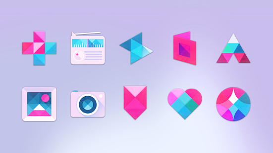 Unicorn - Free Icon Pack Screenshot