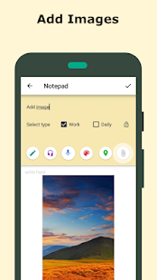 Good Notepad: Notepad, To do, Lists, Voice Memo 3.3.5 Screenshots 2