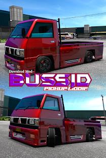 Mod Bussid Pick Up Terpal 1.0 Screenshots 1