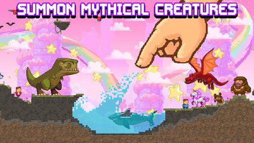 The Sandbox Evolution - Craft a 2D Pixel Universe! goodtube screenshots 5
