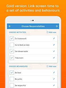 ourValues Smarter Screen Time & Parental Control 1.0.41 Screenshots 23