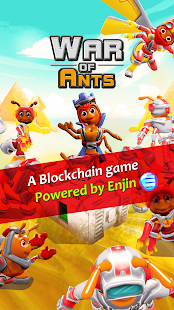 War of Ants - Blockchain Game Varies with device screenshots 1