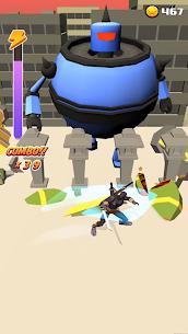 Street Ninja 3D MOD APK 1.5 (Unlimited Currency) 3