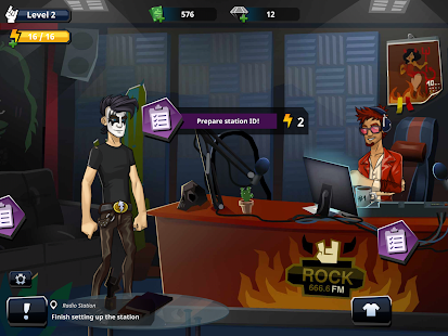 KISS Rock City - Road to Fame and Fortune Screenshot