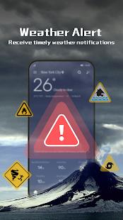 ProWeather-NOAA Weather Alerts, Forecasts, Radar 5.0.1 (1757) Screenshots 1