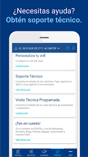 Mi Tigo Colombia  Screenshots 6