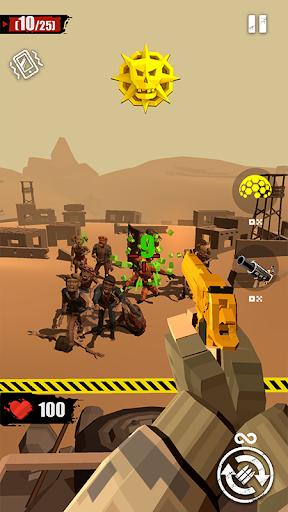 Merge Gun: Shoot Zombie 2.8.6 screenshots 8