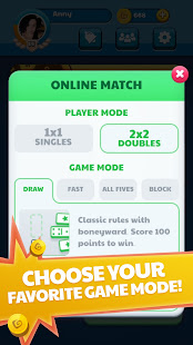 Dominoes Battle: Classic Dominos Online Free Game 1.0.1 Screenshots 4
