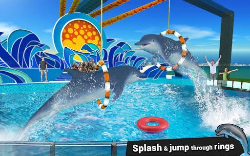 Dolphin Water Stunts Show  screenshots 15