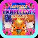 Kavi Escape Game 665 - Lovely Couple Cats Escape