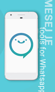 Mesej Je: Instant Chat, Whats Web & Tool for WA