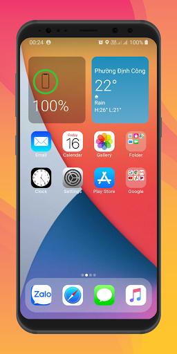 Launcher iOS 14 1.3.12 Screenshots 1